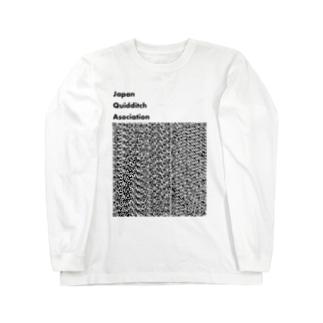 JQA Staff お目立ちURL Long sleeve T-shirts