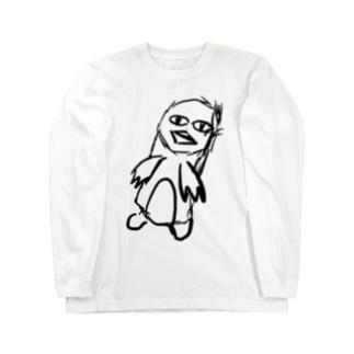 ベンジャミン Long sleeve T-shirts