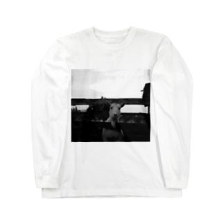 さもありなんやぎ Long sleeve T-shirts