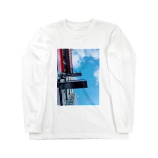 空 Long sleeve T-shirts