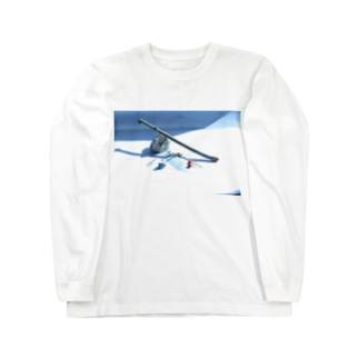 枯山水10 Long sleeve T-shirts