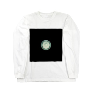 天井の誘蛾灯 Long sleeve T-shirts