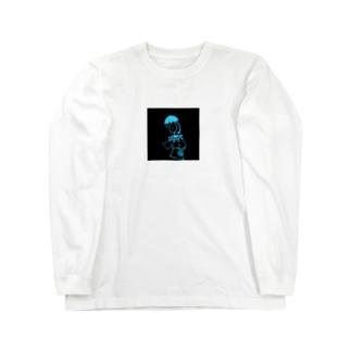 気まぐれガール@_Sora Long sleeve T-shirts