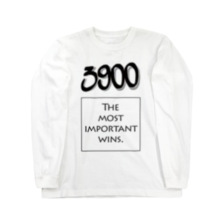 POINTS - 3900 Gray Long sleeve T-shirts