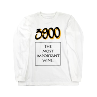 POINTS - 3900 Yellow Long sleeve T-shirts