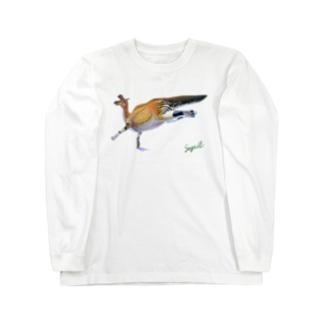 Lambeosaurus Long sleeve T-shirts