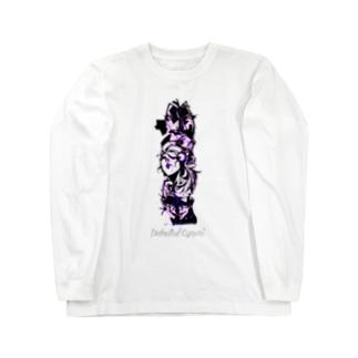 アンリミテッド・コープス Long sleeve T-shirts
