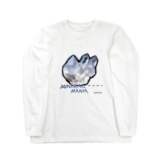 MINERAL MANIA Long sleeve T-shirts