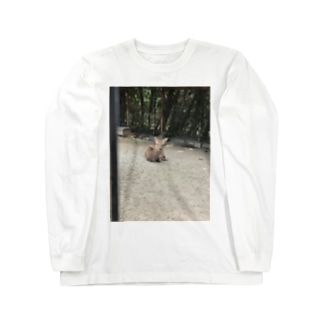 #deer Long sleeve T-shirts
