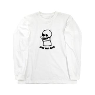 Low Fat Club Long sleeve T-shirts