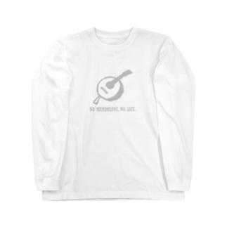 ローネ専用グッズ Long sleeve T-shirts