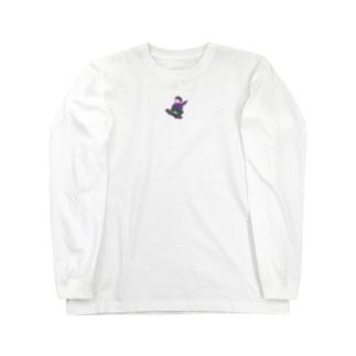 ふらいあうぇい Long sleeve T-shirts