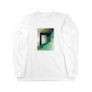 階段② Long sleeve T-shirts