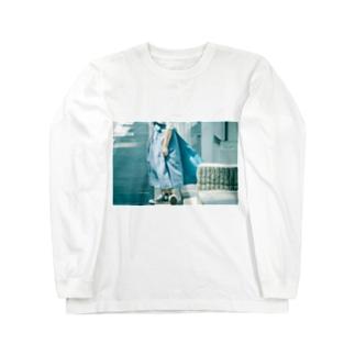 わたしのロンt Long sleeve T-shirts