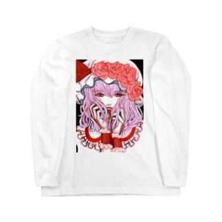 東方projectレミリアスカーレット Long sleeve T-shirts