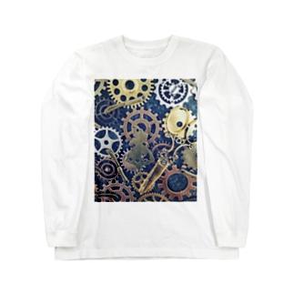 「メンヘラ」 Long sleeve T-shirts