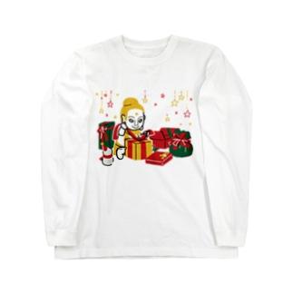 誕生仏くんの師走2018 Long sleeve T-shirts
