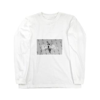 余命宣告 Long sleeve T-shirts