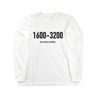 POINTS - 1600-3200 Long sleeve T-shirts
