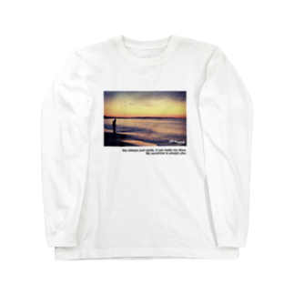 _____k__y__0_のL/S Long sleeve T-shirts