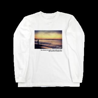 _____k__y__0_のL/S Long sleeve T-shirts