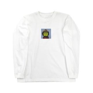 前田前田 Long sleeve T-shirts