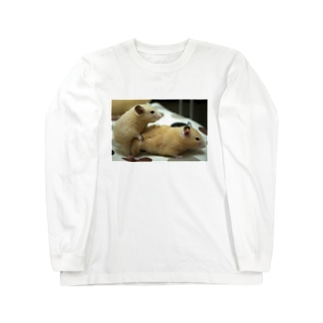 生命の源シリーズ Long sleeve T-shirts