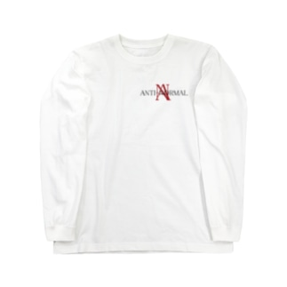 ANTI-NORMAL Long sleeve T-shirts