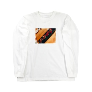 にく Long sleeve T-shirts
