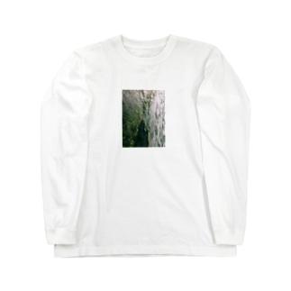 水辺 Long sleeve T-shirts