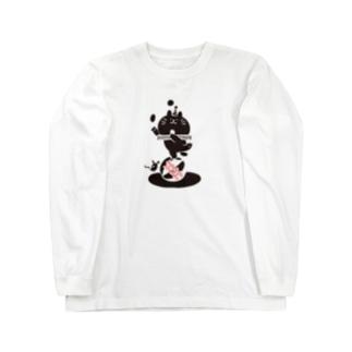 サーカス Long sleeve T-shirts