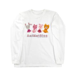 AniMatRina(アニマトリーナ) Long sleeve T-shirts