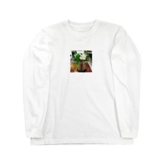アレンジメント Long sleeve T-shirts