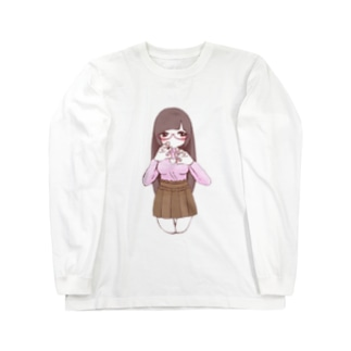 【偶像】教祖ゆど:嬉野ゆどうふ Long sleeve T-shirts