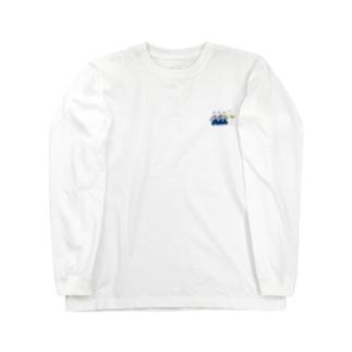 JAZZサムライ Long sleeve T-shirts