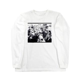 Ch!ll Out のタイムトラベラー Long sleeve T-shirts