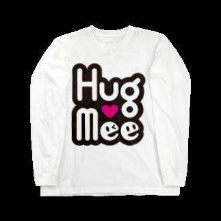 HugMee!のHugMee Long sleeve T-shirts