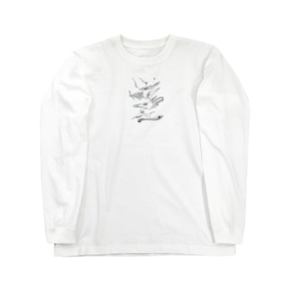 yumenonakanokowaihito Long sleeve T-shirts