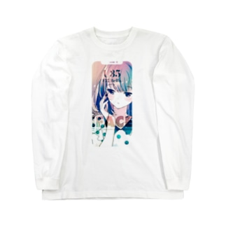 TYPE:)FACE of F37 Bella Long sleeve T-shirts