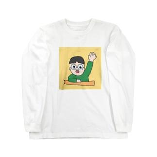小学さんねんせい Long sleeve T-shirts