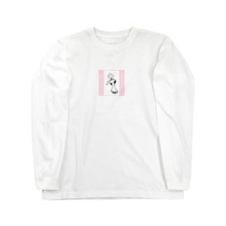 さくら@_Sakura Long sleeve T-shirts