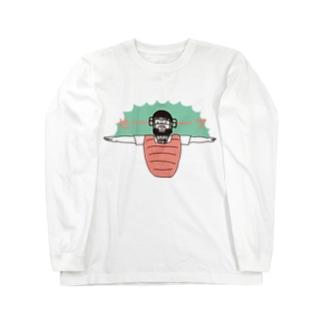 野球シリーズ セーフ Long sleeve T-shirts