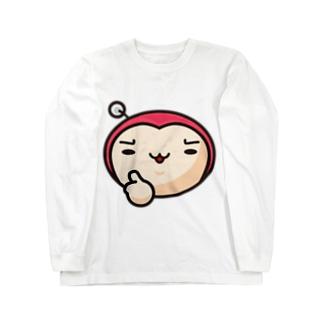 ピンクせいじん good!! Long sleeve T-shirts