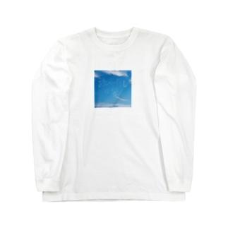 洗いざらしの髪 Long sleeve T-shirts