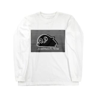 じゃんぴんぐえるぼー Long sleeve T-shirts