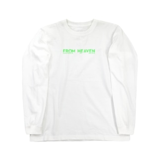 From Heaven Long sleeve T-shirts
