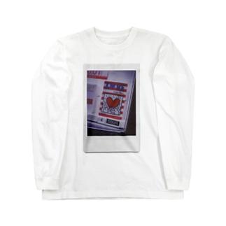 love & peace Long sleeve T-shirts