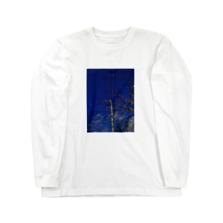 marimoriの晴天 Long sleeve T-shirts
