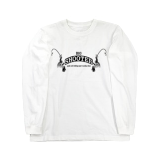 BIG-SHOOTER Long sleeve T-shirts