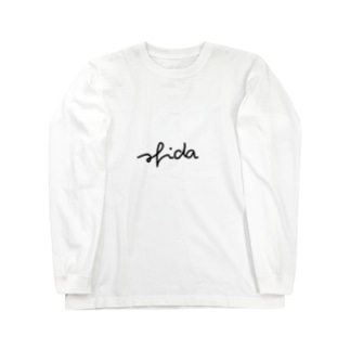 sfida ロゴ Long sleeve T-shirts